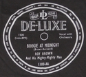 "De-Luxe ""Boogie At Midnight"" (Roy Brown)"