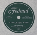 "Federal ""Please, Please, Please"" (James Brown)"