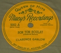 "Macy's ""Bon Ton Roulay"" (Clarence Garlow)"