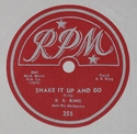 "RPM ""Shake It Up and Go"" (B.B. King)"