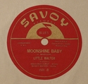 "Savoy ""Moonshine Baby"" (Little Walter)"