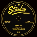 "Starday ""Rock It"" (Thumper Jones)"