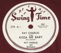 "Swing Time ""Kissa Me Baby"" (Ray Charles)"
