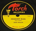 "Torch ""Headlight Blues"" (Zuzu Bollin)"