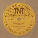 "TNT ""Lightin' Jump"" (Lightnin' Hopkins)"