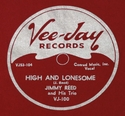 "Vee-Jay ""High And Lonesome"" (Jimmy Reed)"