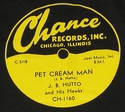 "Chance ""Pet Cream Man"" (J.B. Hutto)"