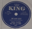 "King ""One Hand Loose"" (Charlie Feathers)"