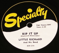 "Specialty ""Rip It Up"" (Little Richard)"