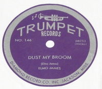 "Trumpet ""Dust My Broom"" (Elmo James)"