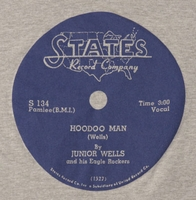 "States ""Hoodoo Man"" (Junior Wells)"