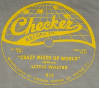 "Checker ""Crazy Mixed Up World"" (Little Walter)"
