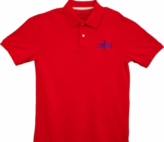 Chess Records Polo-Red