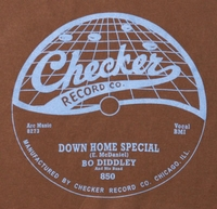 "Checker ""Down Home Special"" (Bo Diddley)"