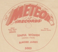 "Meteor ""Sinful Woman"""