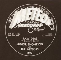 "Meteor ""Raw Deal"" (Junior Thompson)"