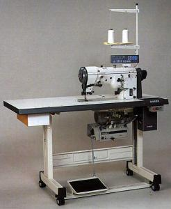 Singer 457A143 Single Needle Zigzag & Decorative Stitch Industrial Sewing Machine