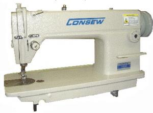 Consew C7360RB Large Bobbin High Speed up to 5500SPM ,Straight Lockstitch Industrial Sewing Machine