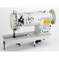 Econosew Two-needle Heavy-duty Lockstitch Machine LU-1560N w/ Walking Foot
