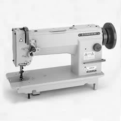 Econosew 360JC, Juki-manufactured Heavy-duty Lockstitch Machine w/ Walking Foot
