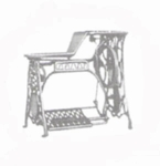 Pedestal Iron stand for 29 Series