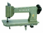 Singer 114E103 Ornamental Chainstitch Industrial Embroidery Machine with Direction Feed Handle Underneath