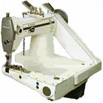 Singer 261U21A Two Thread Chainstitch, Two Needle, Feed-off-the-Arm Industrial Sewing Machine