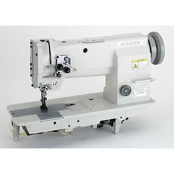 Econosew Two-needle Heavy-duty Lockstitch Machine 212E28BL w/ Walking Foot