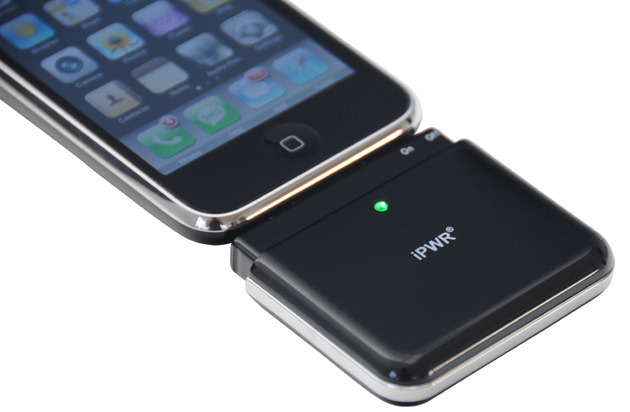 iPWR 1800mAh backup battery for iPhone/iPod