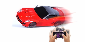 iSuper iOS/Android Controlled Ferrari car