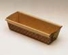 "Rectangular Baking Loaf Molds 7"" x 3"" x 1 3/4"""
