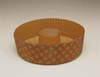 Round Open Ring Ciambella Baking Paper Mold 6 1/4""