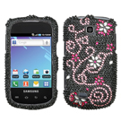 Samsung Dart T499 Diamante Protector Phone Cases