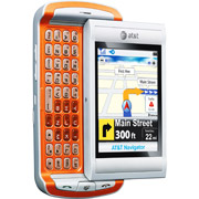 Quickfire GSM Slider Phone, (Unlocked)
