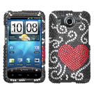HTC Inspire 4G Diamante Protector Covers / Snap On / Face Cover