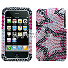 iPhone 3G / 3GS Diamante Protector Covers