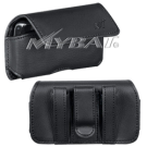 Blackberry Torch 9800 Leather Case / Cover / Pouch
