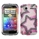 HTC Sensation 4G Diamante Protector Covers