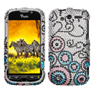 myTouch 4G Diamante Protector Phone Cases