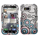 Motorola Defy MB525 Diamante Protector Phone Cases