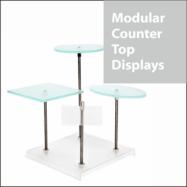 Modular Counter Top Displays