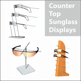 Countertop Sunglass Displays