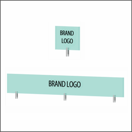 Logo Plate for Shoes