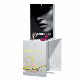 Free Standing Displays for Shoes SP6