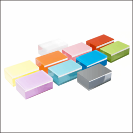 D7 Countertop Cube Displays for Electronics