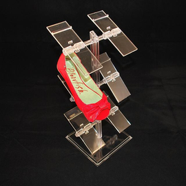 6-piece Shoe Display