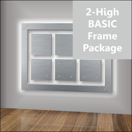 2-High BASIC Frame Package