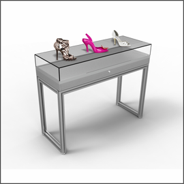 Floorstanding Show Case 18-48 for Shoes