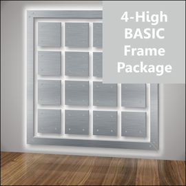 4-High BASIC Frame Package