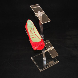 3-piece Shoe Display